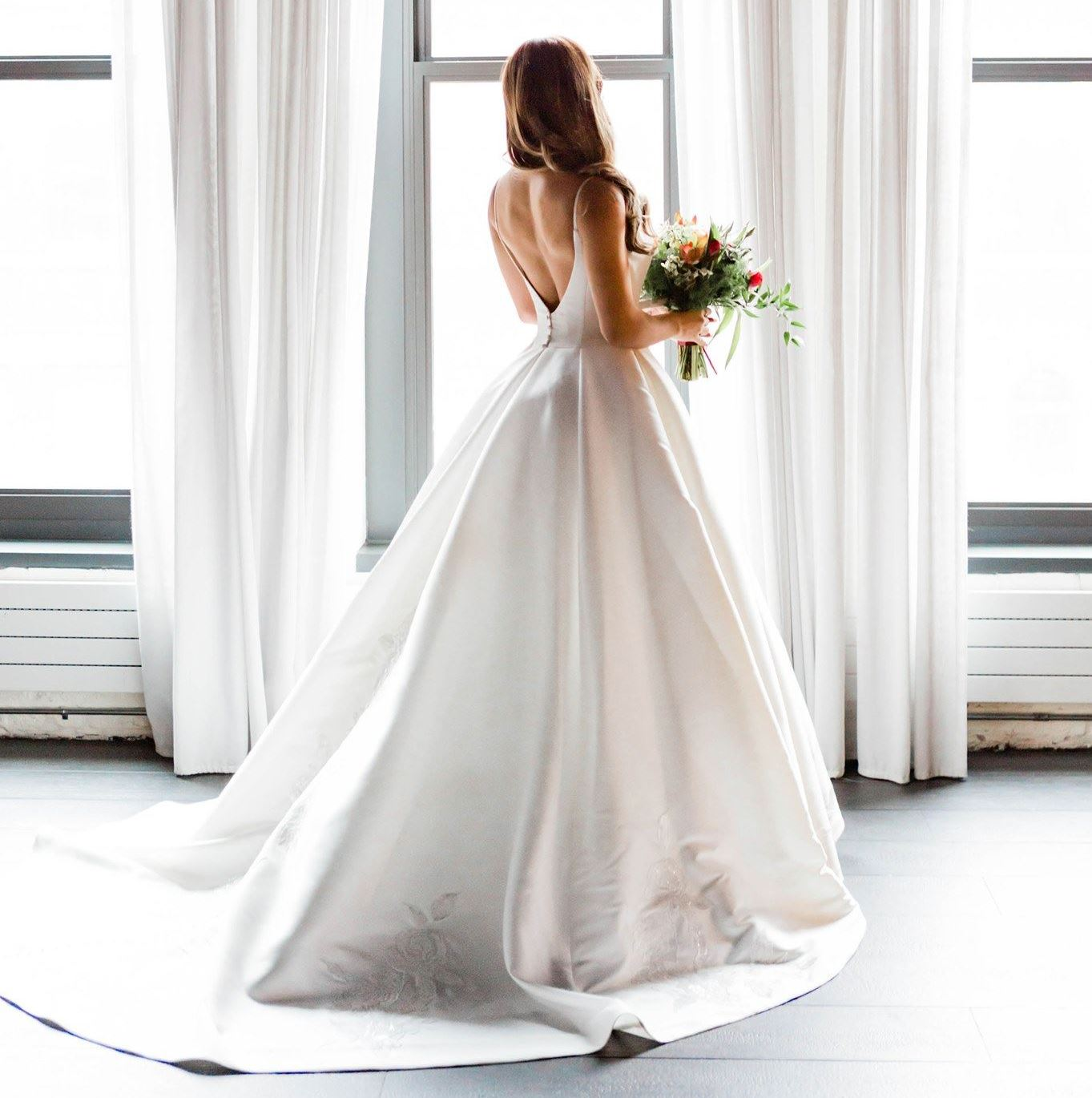 USA Designer Wedding Dress Pop-up