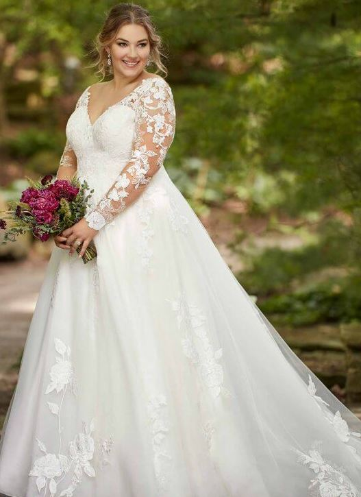 Stella York - Every Body, Every Bride and Plus Sized Pop-up