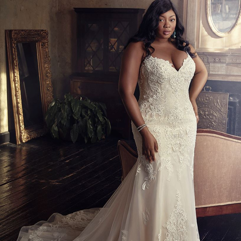Maggie Sottero Plus Size Pop-Up Main Image