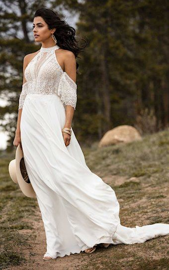 Boho Wedding Dress Pop-Up